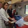 Blutspende bei der Wasserwacht in Bobingen