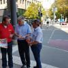 Den ACE unterstütze ich gerne. Mit Florian Baar und Harald Eckart bin ich immer wieder unterwegs.