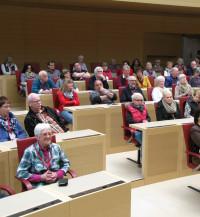 Landtagsfahrt 20.3.2015