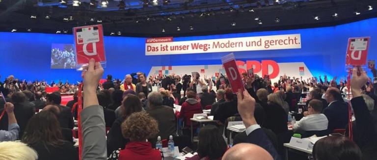Bundesparteitag 12-2017